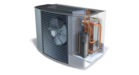 Prodaja toplotne pumpe
